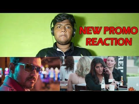 Download SARKAR NEW PROMO REACTION | CEO IN THE HOUSE | VIJAY | HD Mp4 3GP Video and MP3