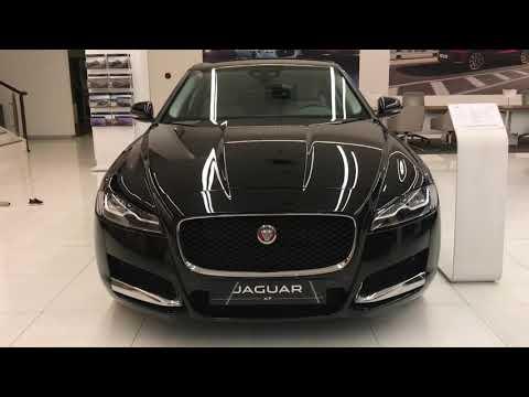 2019 Jaguar XF - Black Color