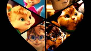 It's Not Right But It's Ok (Chipmunks & Chipettes) ~Glee Version~