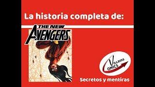 Nuevos Vengadores - Secretos y mentiras