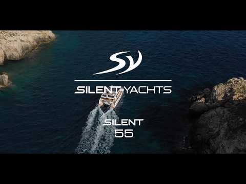 Silent Yachts Silent 55 video