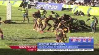 KCB crowned champions after beating Kabras at Ruaraka grounds