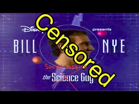 Bill Nye's goes full SJW