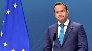 video: Leo Varadkar accused of attempting to derail Brexit deal by claiming Britain wants to stay in the EU