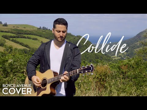 Collide Howie Day Acoustic Cover