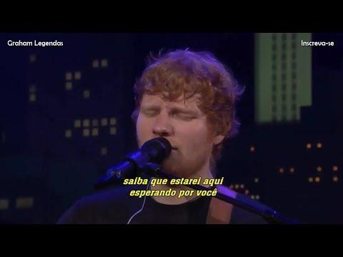 Ed Sheeran - Happier (Tradução/Legendado) (видео)