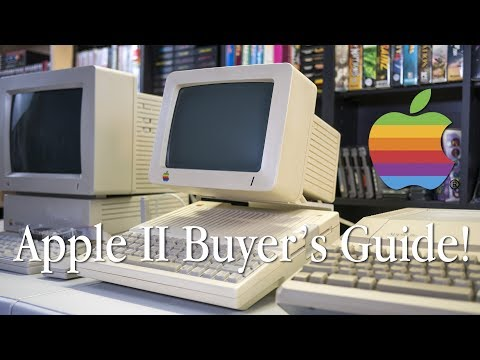 Apple II Buyer's Guide!