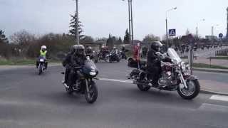 preview picture of video 'Otwarcie Sezonu Motocyklowego Przasnysz 2013 - Infoprzasnysz cz.2'