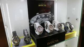 Walkthrough Highlights Invicta @ Baselworld 2017 - Invicta Power TV