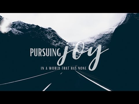 Pursuing Joy - Part 2: Imitator of Inmate