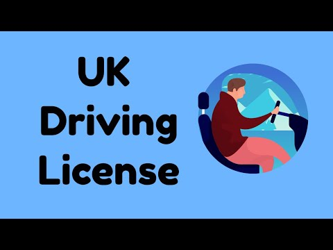 15. why do i need a UK driving license?