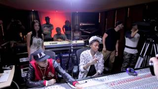 DJ Felli Fel - Reason to Hate f. Ne-Yo, Tyga, Wiz Khalifa (Official Behind The Scenes)