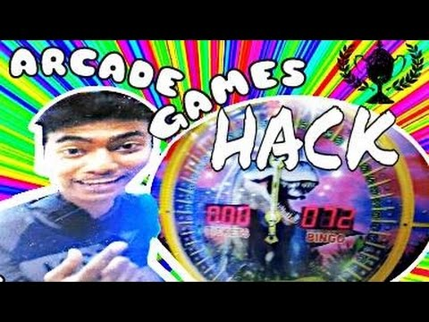 Video HOW TO HACK ARCADE GAMES INDONESIA | #MYFIRSTrealVLOG