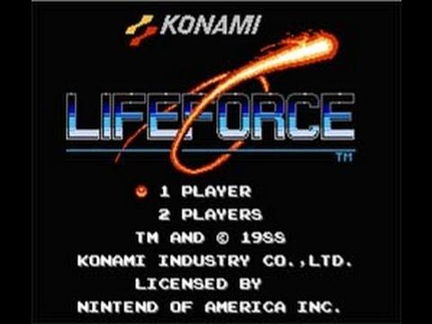 LifeForce NES