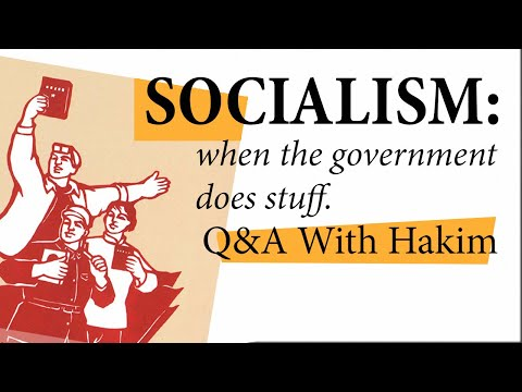 Spicy Questions with Spicier Answers (Q&A with Hakim) TIMESTAMPED