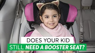 Booster Seats: Why Your Big Kid May Still Need a Boost  | Consumer Reports