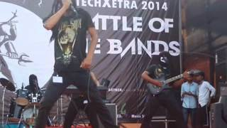 SLIPKNOTE metal SUNG BY A COOL METAL BAND GUYS FROM GUWAHATI ASSAM  ASWOME