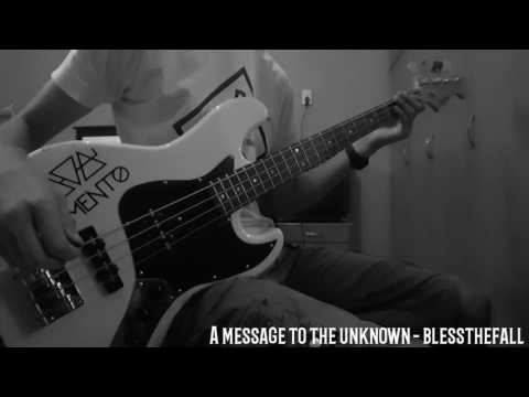 Blessthefall - A Message To The Unknown (Drum Chart