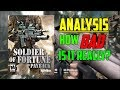Analysis How Bad Is Soldier Of Fortune: Payback Really