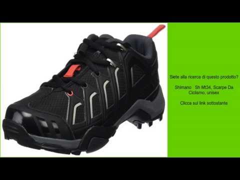 Shimano   Sh Mt34, Scarpe Da Ciclismo, unisex