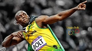 Usain Bolt - The Fastest Man Ever