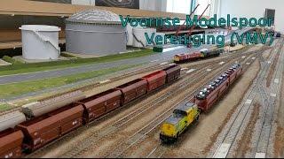 Voornse Modelspoor Vereniging (VMV) – Open Dag