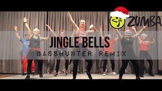 Jingle Bells - Basshunter REMIX   ZUMBA   Marzena Małczak   Choreografia