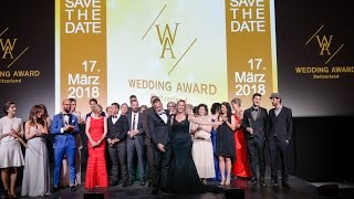Impressionen Wedding Award Switzerland 2017