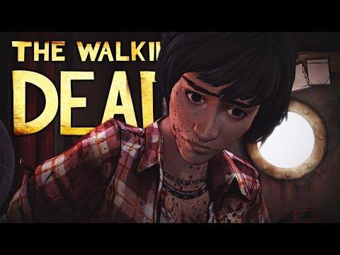 The Walking Dead: Michonne - ÚTĚK Z TÁBORA! | #4