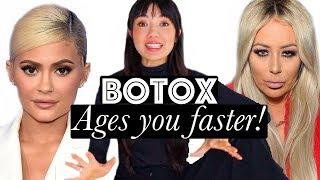 Why botox could be making you look older and making you age faster