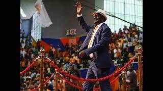 Kisumu County leaders want Raila announced winner