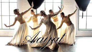 Aayat Dance | Fusión Danza clásica india (Kathak) y danza contemporáneo
