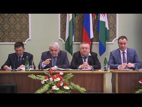 4 февраля в Администрации Караидельского района состоялась отчётная сессия