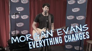 Morgan Evans   Everything Changes