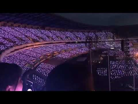 BTS DNA ARMY OCEAN AND LOUD FANCHANTS LIVE IN SEOUL