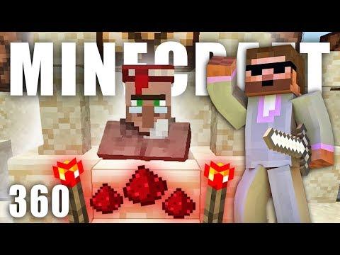 AUTOMATICKÝ OBCHOD! | Minecraft Let's Play #360