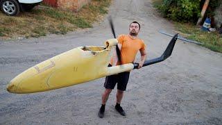 Самолет на водороде - почти готов