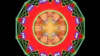 Healing Overtone (Solfeggio DNA Arpeggio & Theta binaural beats)