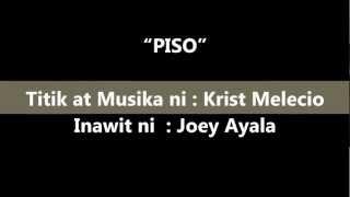 Piso (Lyrics)