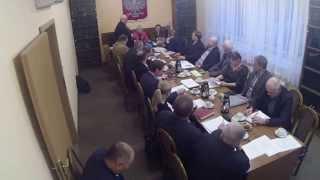 preview picture of video 'V Sesja - Rada Gminy Kaźmierz - część 2 z 2'