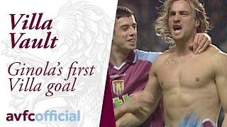 Ginolas First Goal For Aston Villa