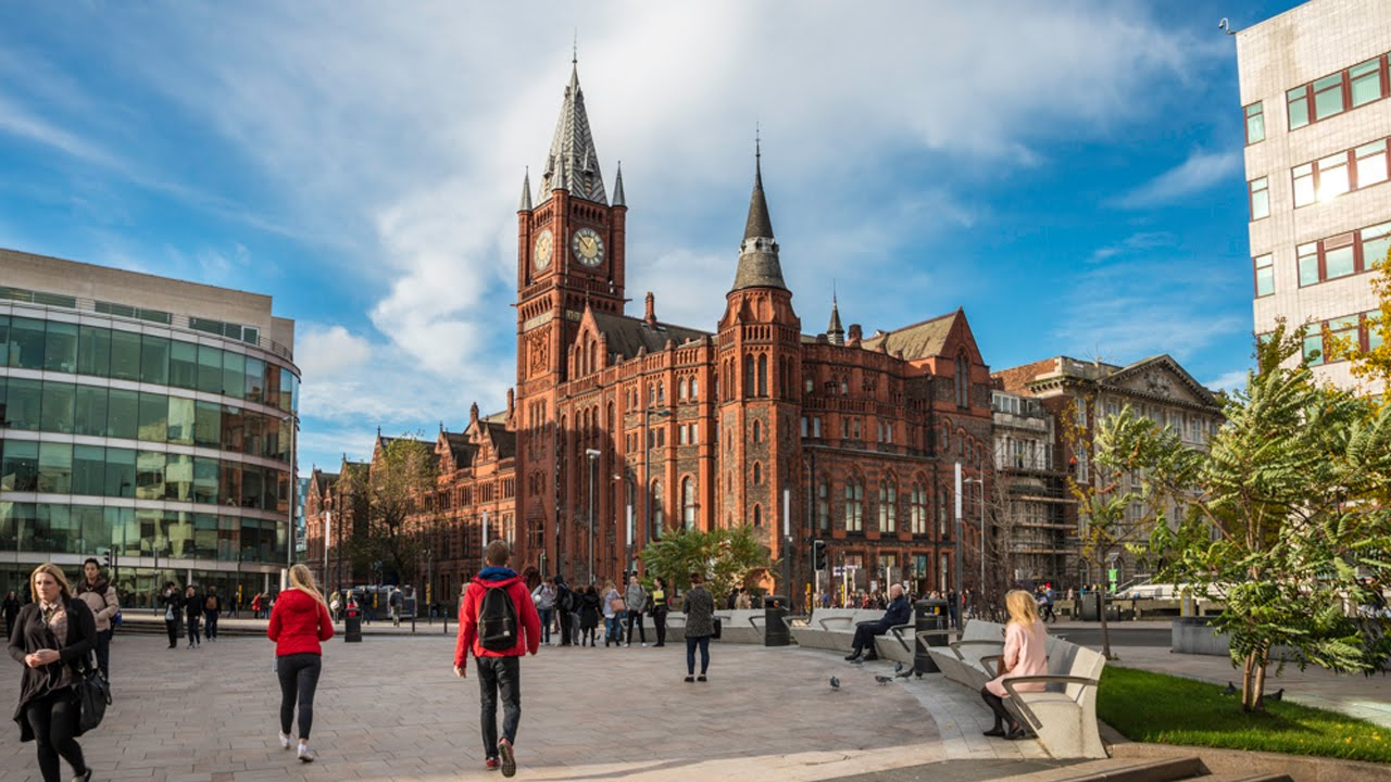The University of Liverpool Open Day
