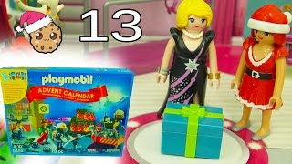 Dad Home  - Playmobil Holiday Christmas Advent Calendar - Toy Surprise Blind Bags  Day 13