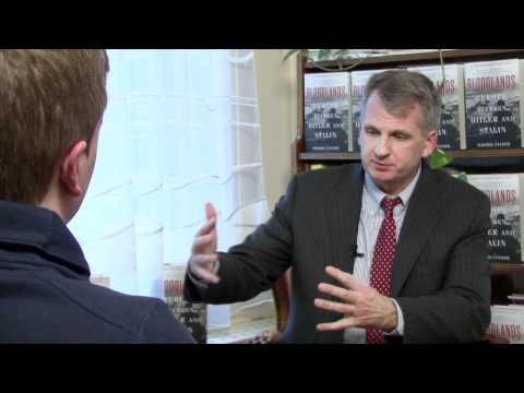 Vidéo de Timothy Snyder
