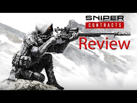 Sniper Ghost Warrior Contracts Xbox One X Gameplay Review