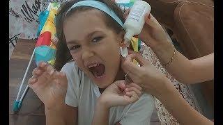ELİFİN KÜPESİ DENİZDE KAYBOLDU. YENİ KÜPESİNİ TAKTIK. Eğlenceli Çocuk Videosu