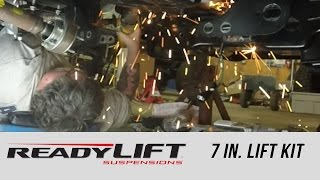 Freedom Ford: ReadyLIFT 7 in. Lift Kit