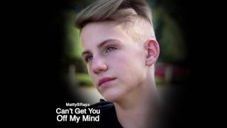 MattyBRaps - Can't Get You Off My Mind (Audio)
