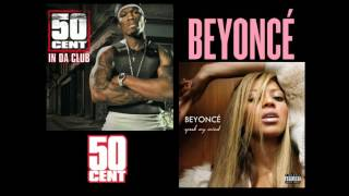 "50 Cent, Beyoncé   ""Sexy Lil' Thug"" And ""In Da Club"" (OFFICIAL REMIX, BEST QUALITY)"