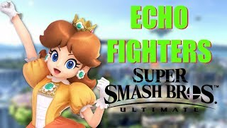 Why ECHO FIGHTERS Are Awesome (Smash Bros Ultimate)